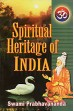 Spiritual Heritage of IndiaRated 5.00 out of 5